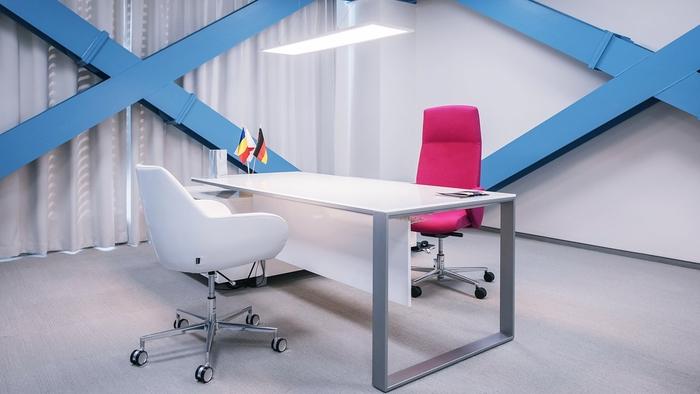 renovasi-kantor-meja-manager-minimalis-dengan-kaki-besi