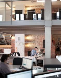 interior kantor periklanan modern (2)