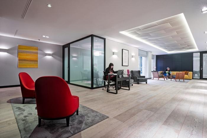 Desain Interior Ruang Kerja Direktur
